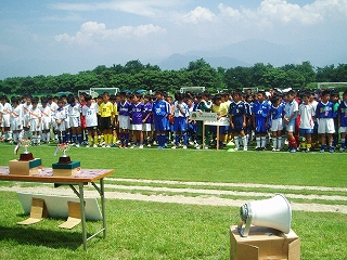 2ndユーステン大会開会式児童H200802