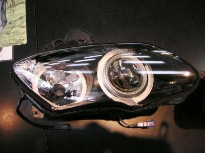 BMWみたいだね!