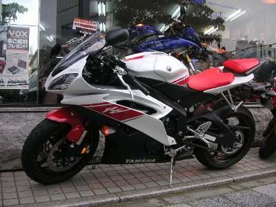 '08 YZF-R6