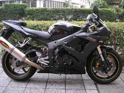 '05R6ブラック