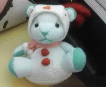 くまの人形