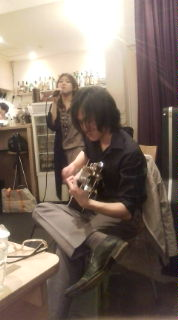 common cafe ライブ1
