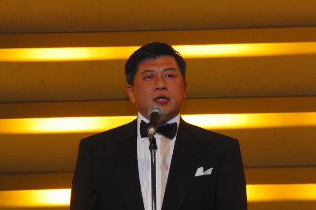 写真キャプション=副社長への就任が決まった韓俊氏