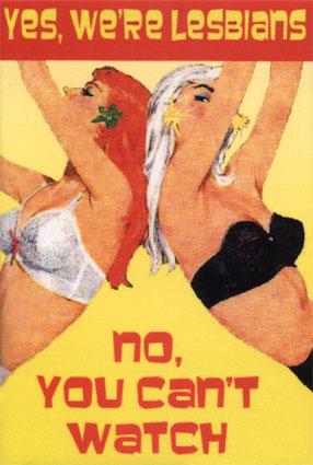 7864~Lesbians-Posters