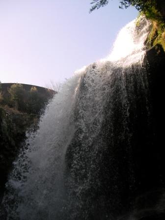 黄牛の滝1