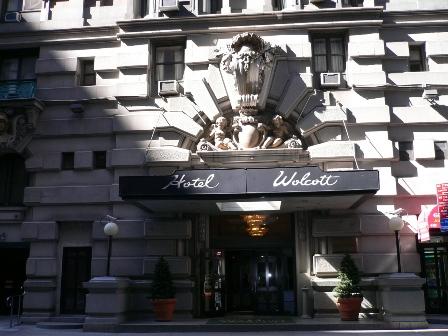 ウォルコットホテル