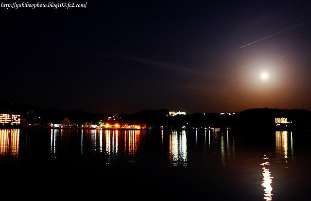 下田の夜景