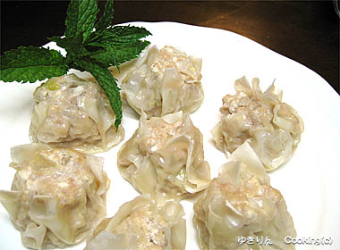 豆腐ヘルシーシュウマイ