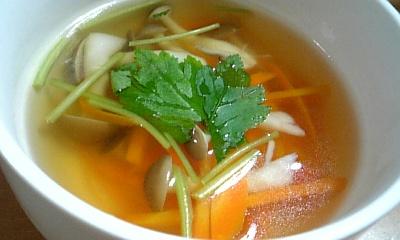 本日のスープ080627