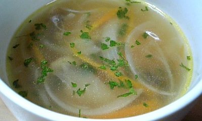 本日のスープ080701