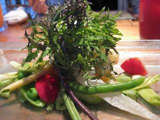 春野菜4.18