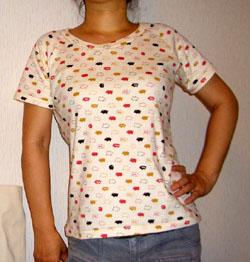 初Tシャツ