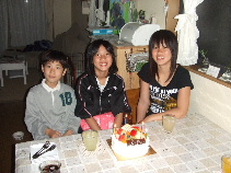 ま 14歳お誕生日