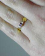 もらった指輪