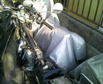 バイク整備その2