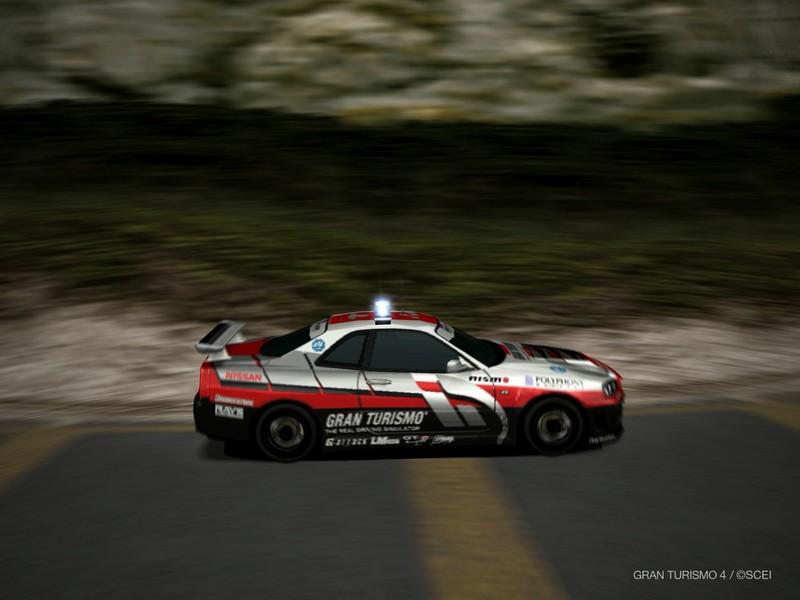 日産 グランツーリスモ スカイライン GT-R(ペースカー) '01