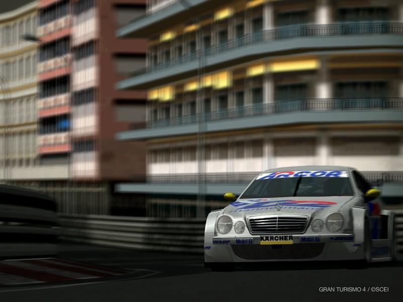 メルセデス・ベンツ CLK ツーリングカー '00