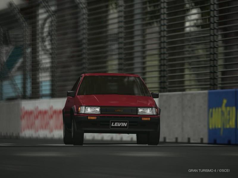 トヨタ カローラレビン GT-APEX '83