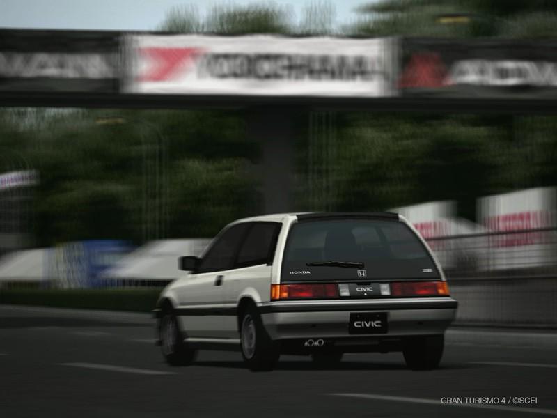 ホンダ シビック 1500 3door 25i '83