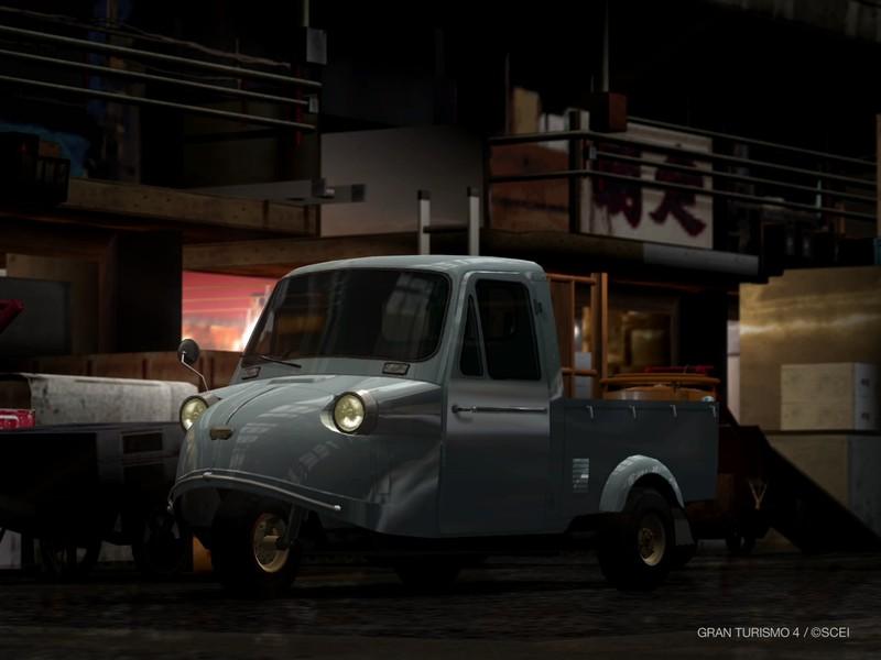 ダイハツ ミゼット '63