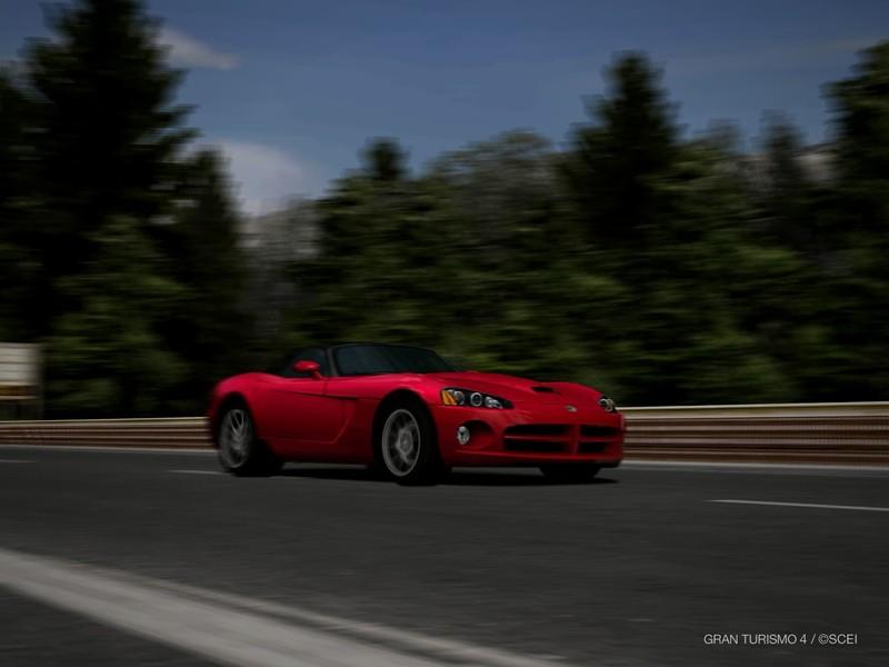 ダッヂ バイパー SRT10 '05