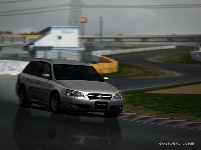 スバル レガシィ ツーリングワゴン 3.0R '03