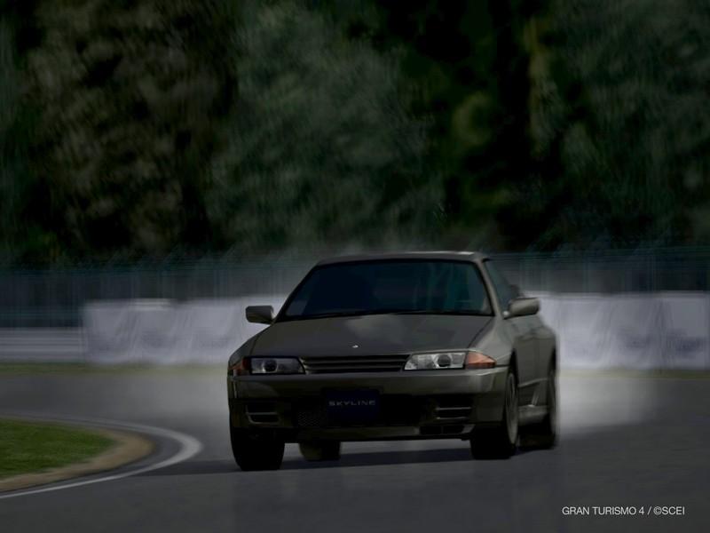 日産 スカイライン GT-R '89