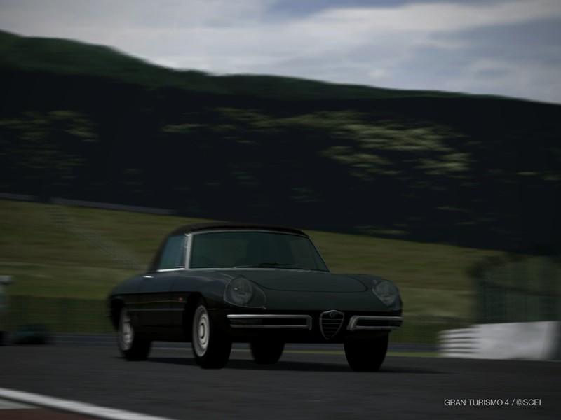 アルファロメオ スパイダー 1600 デュエット '66