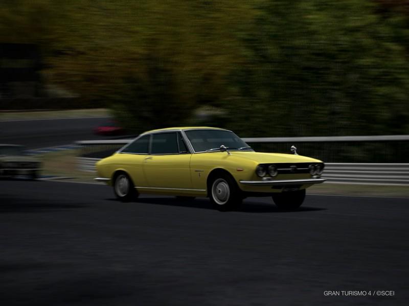 いすゞ 117クーペ '68