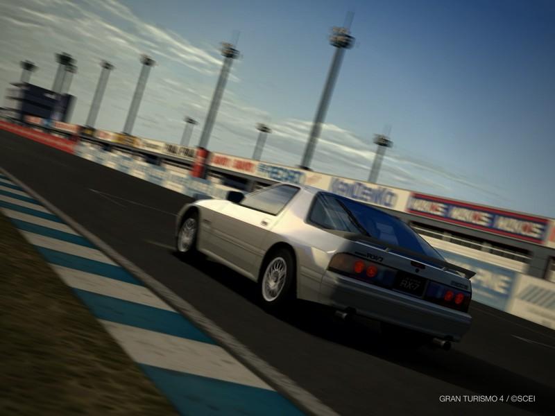 マツダ サバンナ RX-7 GT-X '90