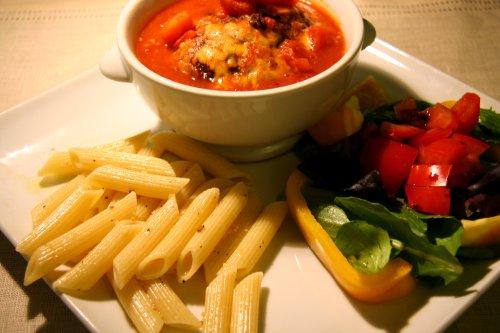 イタリアン ハンバーグ