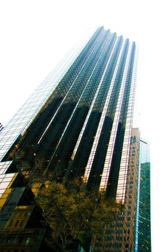 透明のビル