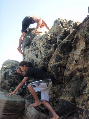 海辺の冒険3