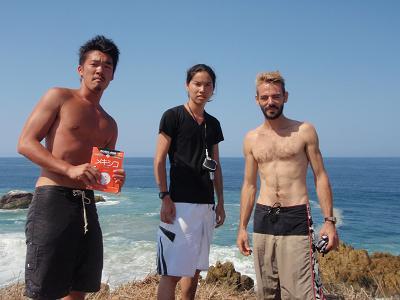 海辺の冒険4