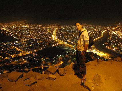 リマ夜景2