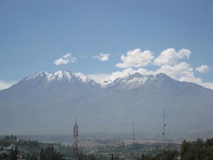 チャチャニ山