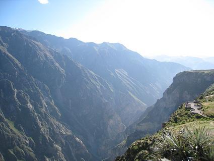 アンデス風景