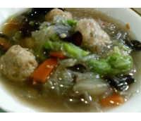 Chinese soup_tori1