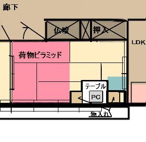 和室①(6畳・仏間)1