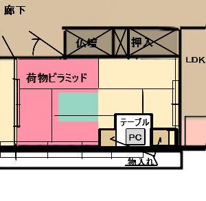 和室①(6畳・仏間)3