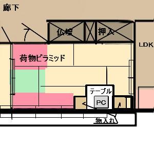 和室①(6畳・仏間)5