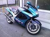 バイク出勤