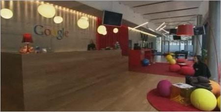Google社内動画