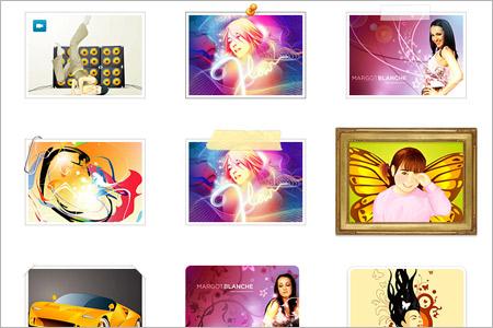 CSS装飾ギャラリー