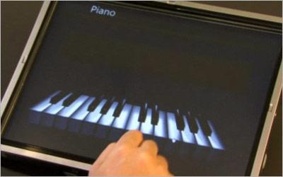 ピアノもWindows7で