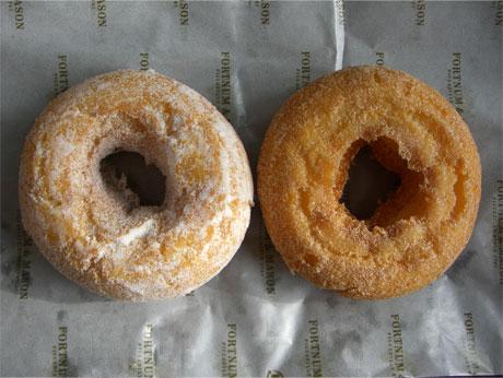 Fortnum & Mason のドーナツ