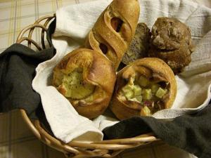 フール・ドゥ・アッシュのパン