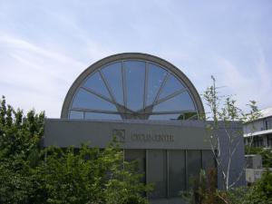 自転車博物館:外観