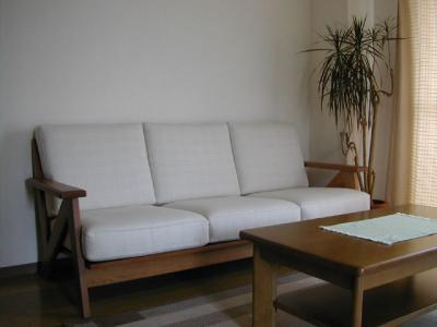 コスガのソファ