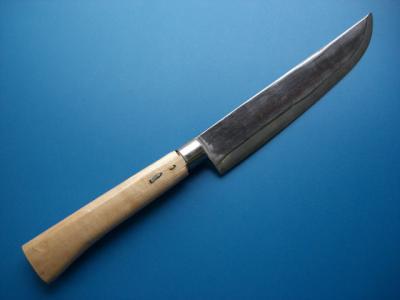 修理後:山刀(全体像)